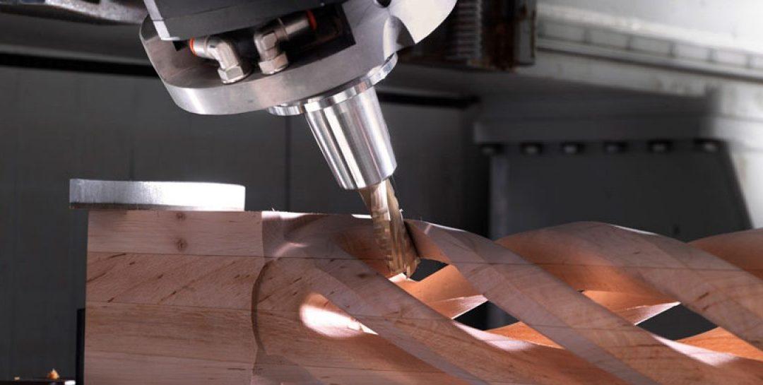 Le ultime proposte di SCM per la lavorazione del legno 4.0